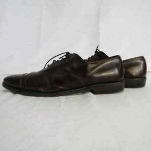 Allen Edmonds Park Avenue Men's 12 AA Oxfords Cap